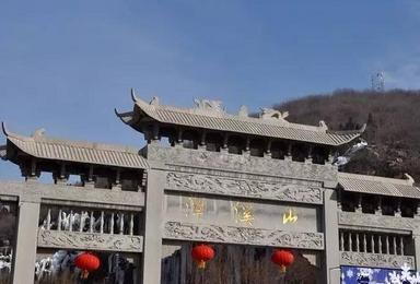 淄博潭溪山冰瀑节赏冰(1日行程)