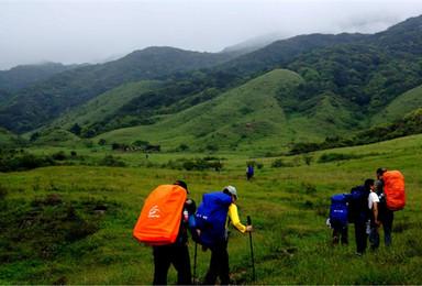 户外探险重装穿越湖南K2 永州韭菜岭(3日行程)