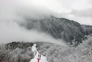 雪地七尖徒步穿越(3日行程)