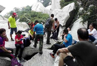 小福山穿越峄山(1日行程)