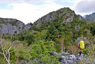 海南原始热带雨林户外探险穿越与自助服务(6日行程)