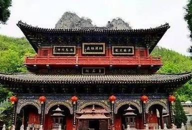 惠途假期联票免门票与你相约郑州青龙山慈云寺(1日行程)