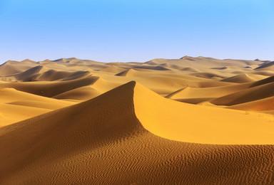 行走的力量 库布齐沙漠东线徒步穿越(4日行程)
