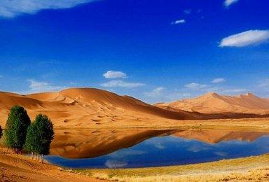 远征腾格里 腾格里沙漠五湖连穿 行走无止(4日行程)