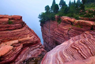 端午 南太行 寻深山中世外桃源 行摄原始峡谷美丽仙境(4日行程)