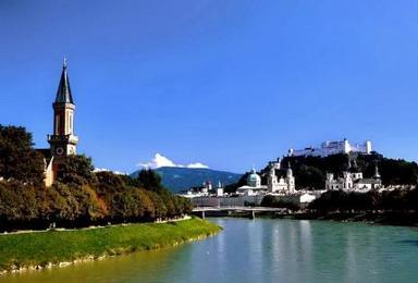 高端骑游 沿着多瑙河家庭骑游(8日行程)
