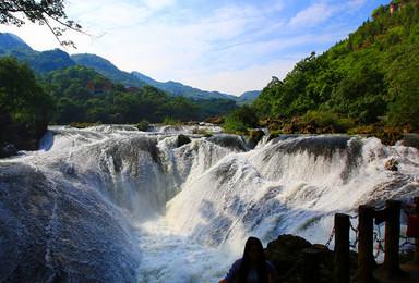 贵州体验奇幻喀斯特山水与特色民族风情黔西南环线(7日行程)