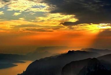 黄河仙山 休闲圣境洛阳荆紫仙山(1日行程)