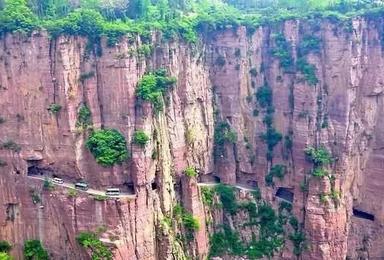 万仙山绝壁长廊 云台山玻璃栈道(4日行程)