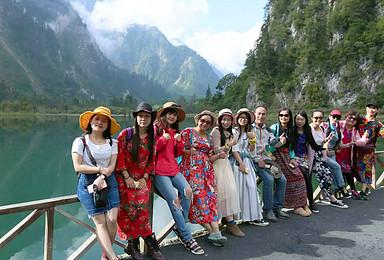 圆梦之旅 滇藏进青藏出 山里人带你了却你的西藏情节 去珠峰(21日行程)