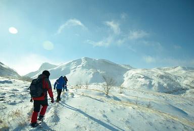 长白山北坡龙门峰登山开线计划(2日行程)