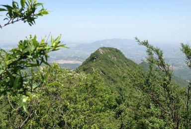 穿越高骊山 手脚并用的登山体验 漫步西津古渡 感受历史沧桑(1日行程)
