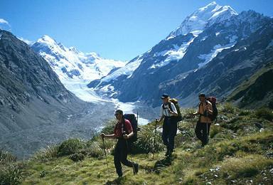 行走天堂 新西兰南岛探险之旅(11日行程)