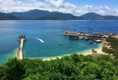 寻找海南岛那些美好的小海湾(6日行程)