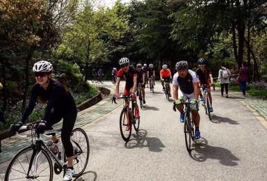 上海浦东出发 至慈溪市达蓬山爬坡骑行 当日往返(1日行程)