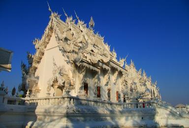 泰北自驾深度游 带你玩转不一样的泰国(10日行程)