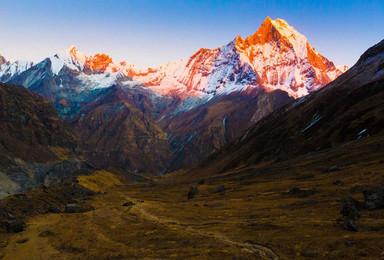 异域之旅 行走喜马拉雅 尼泊尔之经典ABC徒步(11日行程)