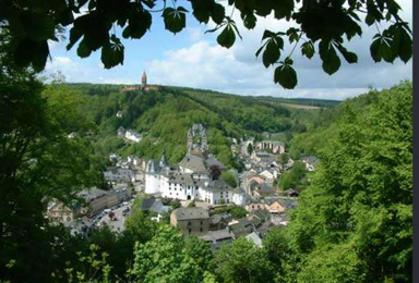荷兰 比利时 卢森堡 德国四国骑游路线 资深骑游路线(8日行程)