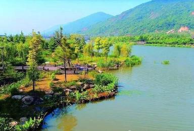 免费活动招募 春约无锡最美湿地公园 长广溪环线徒步 内含福利(1日行程)