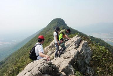野趣高骊山 行走悬崖峭壁 在山嵴上舞蹈(1日行程)