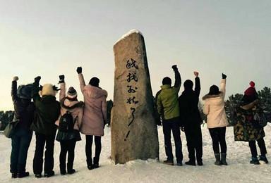 漠河北极村生态找北找极光环线(3日行程)