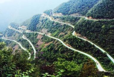 优途自驾之旅 烟雨里的神秘天路(3日行程)