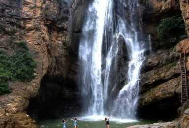 五一 豫西大峡谷 最美村庄三门峡地坑院 万里黄河第一坝(4日行程)