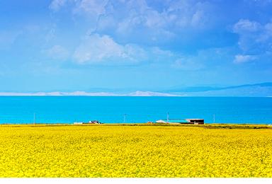 惊艳青海路线 走进藏家 黄河丹霞沙漠一次全体验(5日行程)