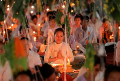 感受老挝的幸福时光 亚洲最后一块纯净的土地(8日行程)