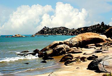 旅拍 珍珠湾 嗯哼 海岛季我们去哪儿浪(1日行程)