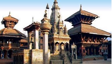 尼泊尔雪山 加德满都 帕坦 巴德岗 纳加阔特 博卡拉(7日行程)