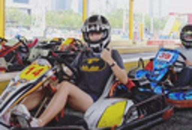 跑跑卡丁车 专业赛道X专业赛车(1日行程)