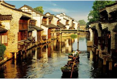 江南扬州苏州行 李中水上森林 瘦西湖 周庄 京杭大运河(4日行程)