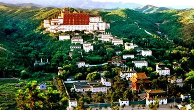 承德避暑山庄 魁星楼 隐藏在大山深处的小布达拉宫休闲摄影游(2日行程)