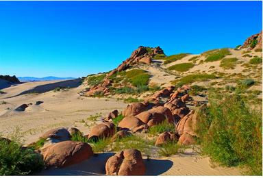 玉龙沙湖 喀拉沁蒙古亲王府 勃隆克沙漠 克什克腾青山(3日行程)