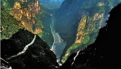 太行大峡谷 林州 寻古探幽 观飞瀑奇峡休闲游(3日行程)
