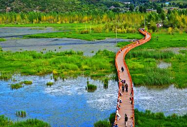 七彩云南A1线 泸沽湖 香格里拉 虎跳峡 梅里雪山 巴拉格宗(7日行程)
