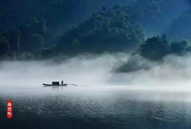 徒步高椅岭赏最美丹霞地貌 行摄雾漫小东江(2日行程)