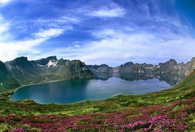 端午精选 邀你同游长白瑶池仙境长白山天池长白西坡高山花园(4日行程)