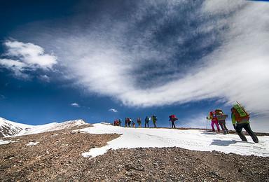 玉珠峰登山活动(7日行程)