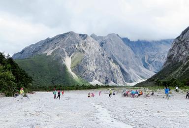 玉龙雪山徒步 另一种亲密接触丽江玉龙雪山的方式(1日行程)