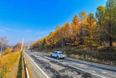 只为那片湖 俄罗斯贝加尔湖 醉美自驾风情之旅(4日行程)