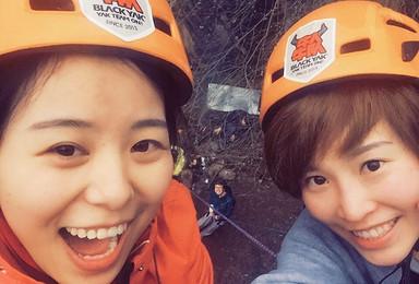 周末野外攀岩活动 零基础的朋友都可参加(1日行程)