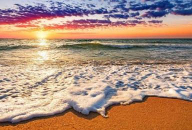 端午精选原生态的海边 日照凭海临风 看潮起潮落(4日行程)