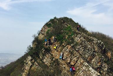 野趣高骊山 悬崖峭壁 体验绳索攀爬之趣(1日行程)
