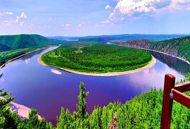 一路向北 高端经典漠河黑龙江边境生态游(3日行程)