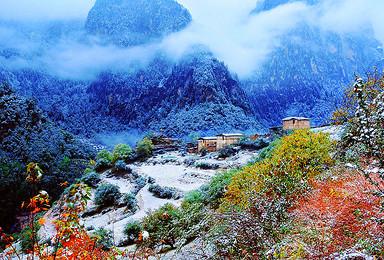 七彩云南A1线 泸沽湖 虎跳峡 香格里拉 梅里雪山 巴拉格宗(7日行程)