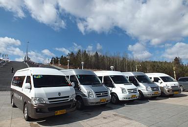 漠河 北红村 北极村原生态找北自由行包车(3日行程)