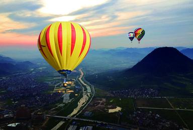 端午节苏州热气球浪漫体验营报名启动(3日行程)