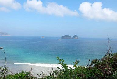 香港醉美路线之麦理浩径精华段徒步 沙滩露营 看日出(2日行程)